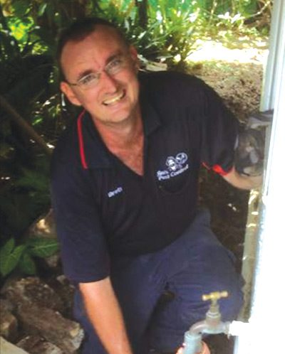 Brett Googlet Jim's Termite and Pest Control Ipswich QLD