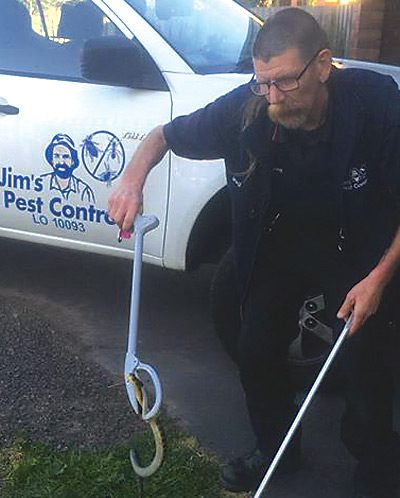 Greg MacPherson Jims Termite and Pest Control North Geelong VIC