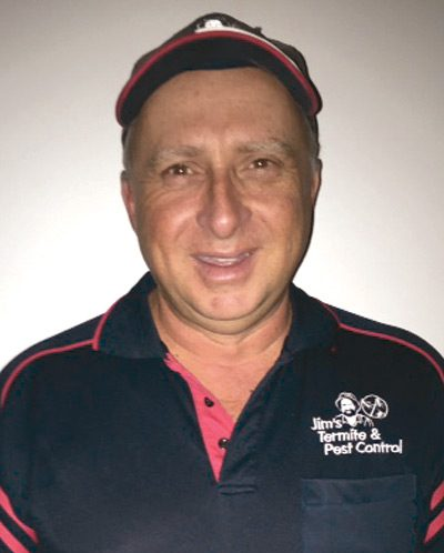 Steve Field Jim's Termite and Pest Control Albany Creek QLD